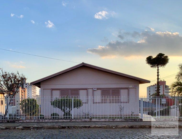 Curitibanos Casa Padrão venda Centro