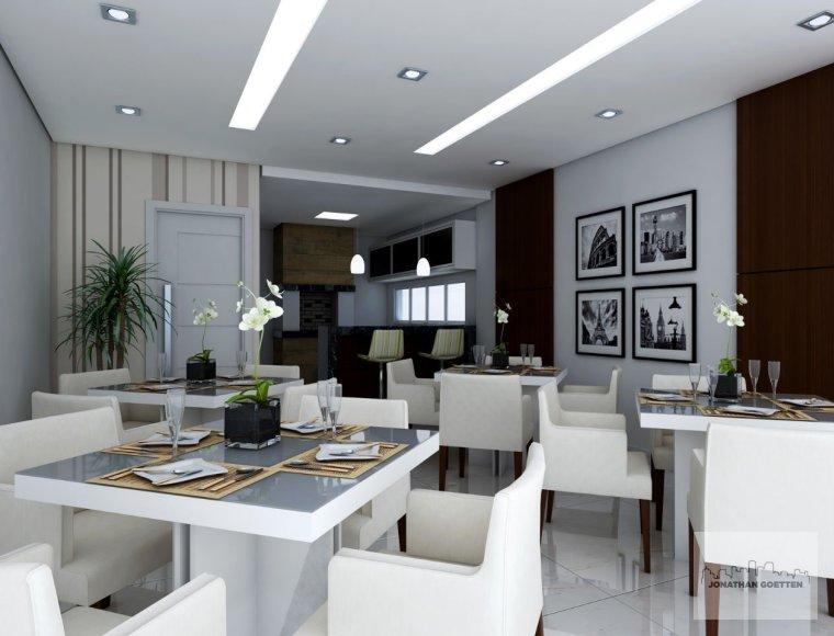 Curitibanos Apartamento venda Centro