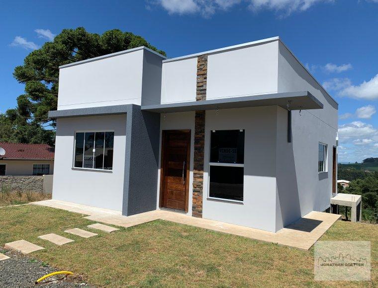 Casa Padrão venda Água Santa Curitibanos